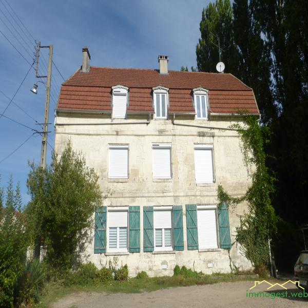 Offres de vente Immeuble Saint-Leu-d'Esserent 60340