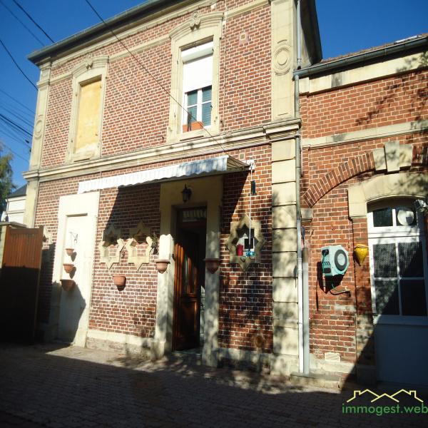 Offres de location Maison Mouy 60250